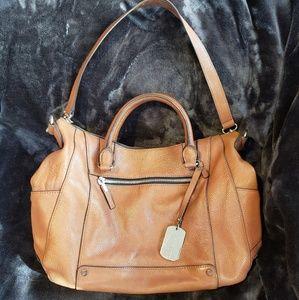 Vince Camato Brown Leather purse